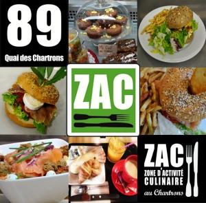 Restaurant Zac aux Chartrons